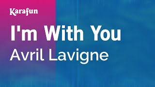 getlinkyoutube.com-Karaoke I'm With You - Avril Lavigne *
