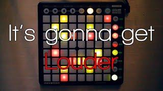 getlinkyoutube.com-Nev Plays: Louder (Doctor P & Flux Pavilion Remix) Launchpad Cover