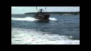 getlinkyoutube.com-Swedish Torpedo Boat (KILLER ENGINE SOUND) T56 and T26