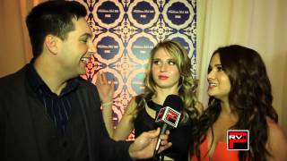 getlinkyoutube.com-Do MTV's Faking It stars Rita Volk & Katie Stevens Have A Crush On Each Other?!