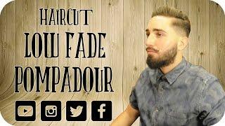 getlinkyoutube.com-✄ Haircut Low Fade Pompadour & Beard Trim | Cutt By Constantino's (Torrevieja / Waalwijk) Connect