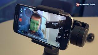 getlinkyoutube.com-DJI Osmo Mobile smartphone gimbal review - Hardware.Info TV (4K UHD)
