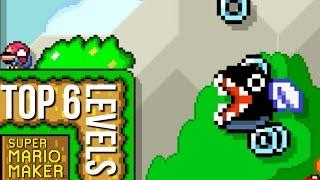 getlinkyoutube.com-Top 6 Super Mario Maker Levels
