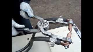 getlinkyoutube.com-Самодельные клещи для контактной сварки / homemade pincers for contact welding