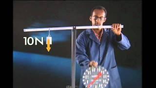 getlinkyoutube.com-تجارب عن أثر ذراع القوة على عزم الدوران فيزياء ثاني ثانوي