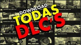getlinkyoutube.com-DOWNLOAD DE TODAS DLC'S ETS2