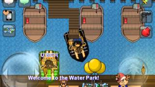 Graal era- BOATS AND FLIPPERS!