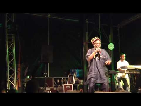 Horace Andy - Surrender (Live @ Reggae Jam 2009)