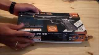 getlinkyoutube.com-venda airsoft PT 92 TAURUS full metal GBB