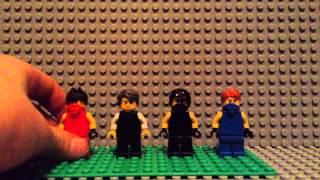 getlinkyoutube.com-Lego Chima and Ninjago Custom Minifigures