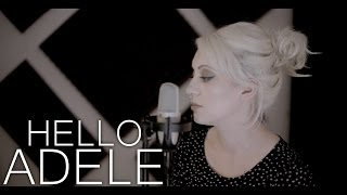 Adele - Hello (Cover By The Animal In Me)