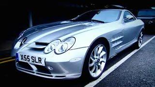 getlinkyoutube.com-Mercedes SLR Oslo Challenge Part 1 - Top Gear - BBC