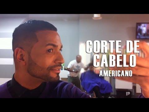 Corte de Cabelo Americano - American Haircut