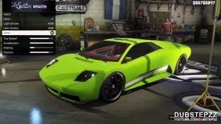 getlinkyoutube.com-GTA V (5) | Infernus Customisation + Gameplay
