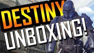 getlinkyoutube.com-Destiny - Surprise Unboxing Video!