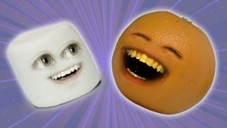 getlinkyoutube.com-Annoying Orange - Annoying Marshmallow