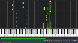 getlinkyoutube.com-Haru Haru Piano - Big Bang [100% Speed!]