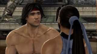 getlinkyoutube.com-Mortal Kombat vs DC Universe: Story Mode (MK's Perspective)