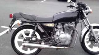 getlinkyoutube.com-1980 YAMAHA XS250 XS 250 MOTORBIKE GC MOT & TAX BIKE