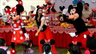 getlinkyoutube.com-Animanía Show::::Mickey y Minnie