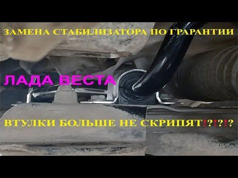 Где в Lada Vesta Sport находятся сайлентблоки задних рычагов