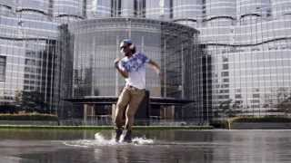 MARQUESE SCOTT | THE CENTER OF NOW | DUBAI