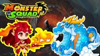 getlinkyoutube.com-Monster Squad | Red Cube Update + HARDESR RAID EVER  + How To Get Dragon God