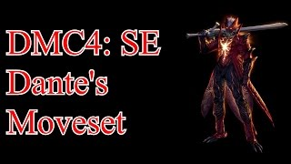 getlinkyoutube.com-Devil May Cry 4: Special Edition - Dante's Complete Moveset