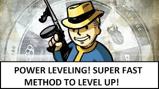 getlinkyoutube.com-Fallout 4 | Powerleveling in the Wasteland! Fast Level Ups!