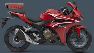 getlinkyoutube.com-CBR500R 2016 ราคา 215,000 บาท เปิดตัวในไทย 1 ธ.ค. 58 Motor Expo 2015