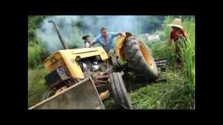 getlinkyoutube.com-Traktor Nesrece 2 ,Tractor crash compilation 2 , traktor fail compilation