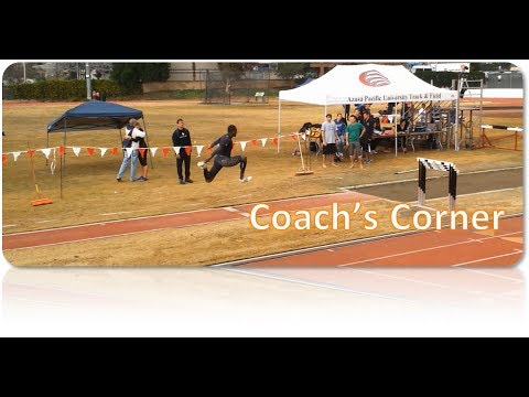 Track and Field Tips - Coach's Corner Ep. 2