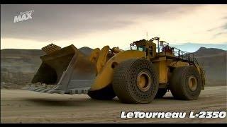 DISCOVERY MAX-Maquinas XXL (Equipo de mineria mas grande del mundo)*LeTourneau L-2350*F60