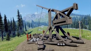 getlinkyoutube.com-Medieval Engineers - Das neue Spiel der Space Engineers-Macher angekündigt (Gameplay / Trailer)