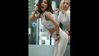getlinkyoutube.com-150103 광명 로즈퀸(Rose Queen) 댄스공연 #02- 와썹 (지니) 직캠 by 수원촌놈