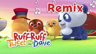 getlinkyoutube.com-Ruff-Ruff, Tweet & Dave, Kids Songs: Sprout Remix | Sprout