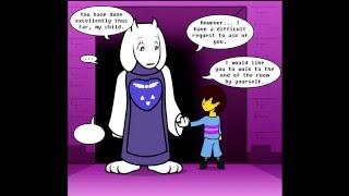 getlinkyoutube.com-Undertale: Sneaky Toriel (Comic Dub)