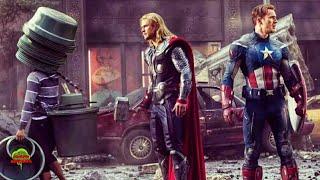 Minang Kocak Versi Avengers Part 11