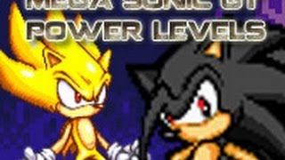 getlinkyoutube.com-Mega Sonic GT Power Levels (Episodes 1-18)