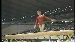 getlinkyoutube.com-Oksana Omelianchik BB 1986 World Sports Fair EF