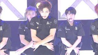 방탄소년단(BTS)   쩔어(DOPE) @인기가요 Inkigayo 20150705