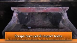 getlinkyoutube.com-Harman® Advance Pellet Stove Maintenance Video