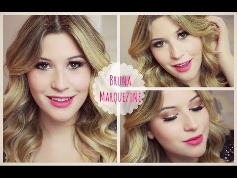 Maquiagem Bruna Marquezine (produtos nacionais)