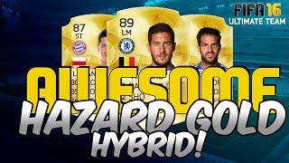 getlinkyoutube.com-FIFA 16 | AWESOME HAZARD GOLD HYBRID TEAM for UNDER 300k! | Ultimate Team Squad Builder #20