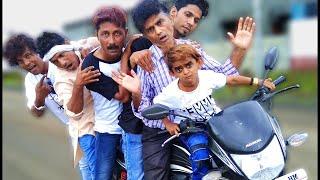 CHOTU HO GAYA MALAMAAL  छोटू हो गया मालामाल   Khandesh Hindi Comedy   Chotu Comedy Video