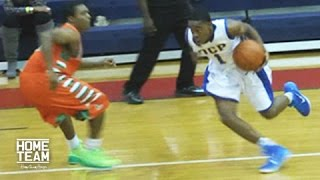 Damon Harge Has NASTY Handles.. Official 9th Grade Mixtape..