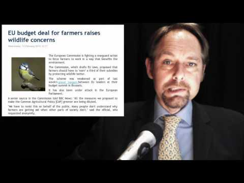 Wind Farm Subsidies -- EU Climate Budget -- Obama on EU US Trade -- Agenda 21