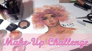 getlinkyoutube.com-Make-Up ★ CHALLENGE ★