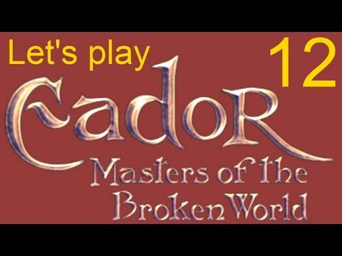 Let's Play Eador Masters of the Broken World Ep12