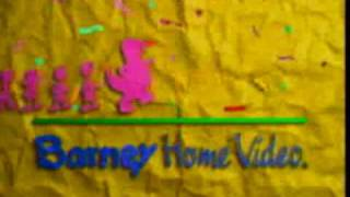 getlinkyoutube.com-Barney Theme Song [Best Original HQ]